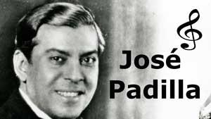 Jose Padilla  web oficial