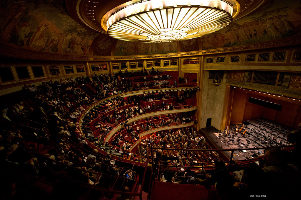 Theatre des Champs Elysees