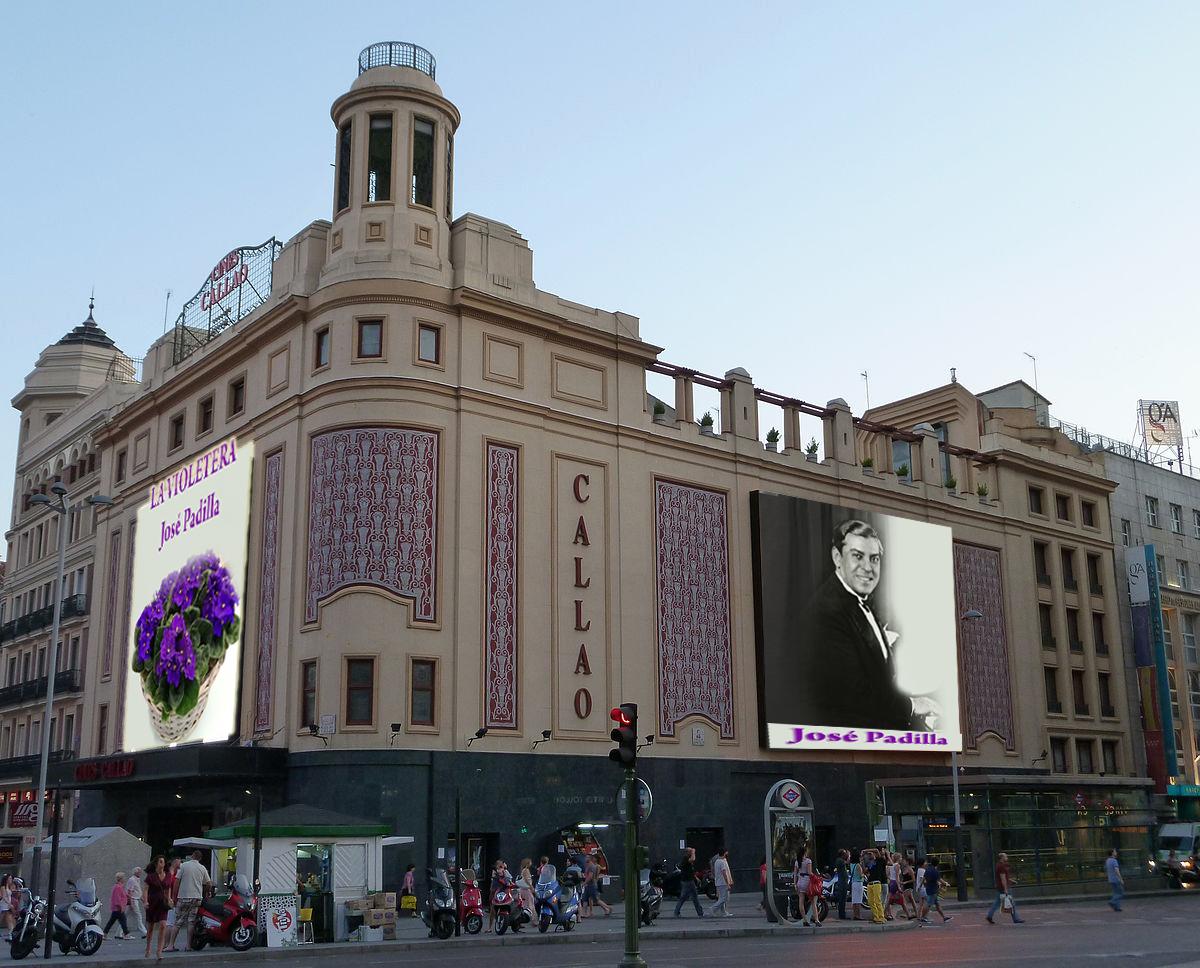 José Padrilla en Madrid_ Diseño de RWA